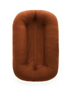 ShnuggleMe Organic Lounger - Gingerbread