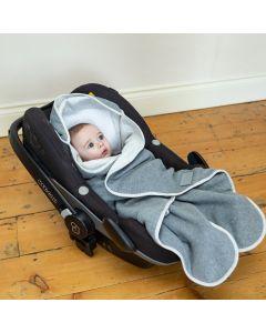 Purflo Cosy Wrap Travel Blanket