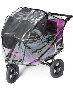 NIPPER DOUBLE CARRYCOT XL RAINCOVER