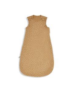 1.0 Tog Organic Sleeping Bag 0-6months-Honey Rice