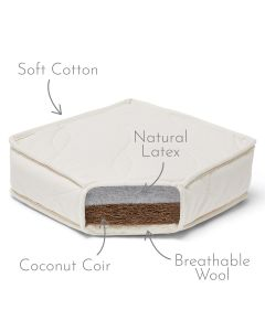 Twist Natural Cot Bed Mattress