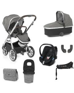 Oyster3 Mercury Mirror & Cybex Aton5 Bundle
