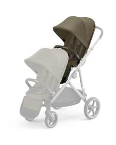 Cybex Gazelle S Seat Unit Classic Beige - Taupe Chassis