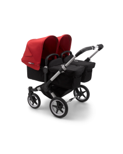 Bugaboo Donkey3 Twin Black Style Pack