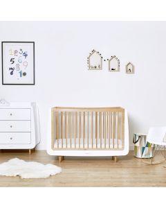 SnuzKot Skandi 2piece Nursery Set