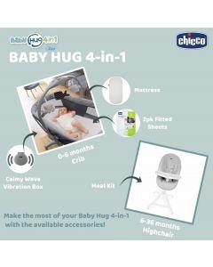 chicco hug bundle