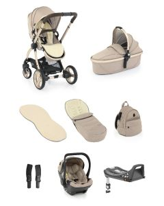 Egg®2 Feather Bundle With Egg Shell Car Seat1