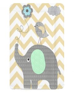 changing mats-chevron elephant