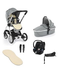 Egg®2 Monument Grey & Cybex Aton5 Package