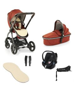 Egg®2 Paprika & Cybex Aton5 Package