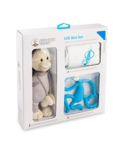 Matchstick Monkey Gift Set Blue