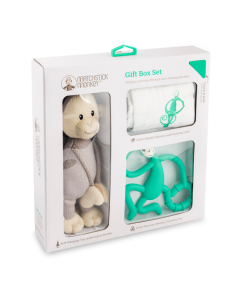 Matchstick Monkey Gift Set Green
