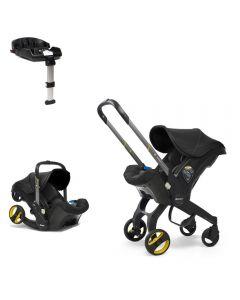 Doona Car Seat & Isofix Base - Nitro Black