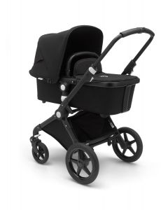 Bugaboo Lynx Black Chassis Black Fabric