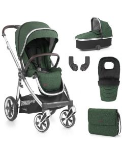 Oyster3 Alpine Green 5 Piece Bundle