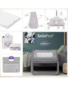 SnuzPod4 (6piece Bundle)