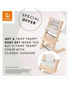 FREE Tripp Trapp Baby Set