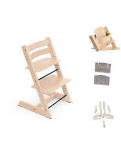 Tripp Trapp Package With Harness