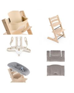 Tripp Trapp From Birth Bundle Without Tray